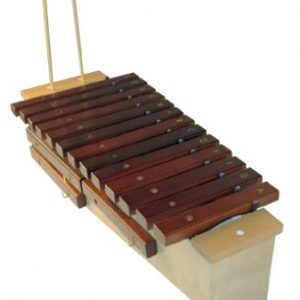 Suzuki Musical Instrument Corporation SX-200 Soprano Xylophone