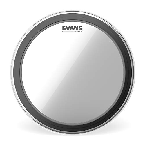 Evans EMAD Clear Tom Hoop Drum Head