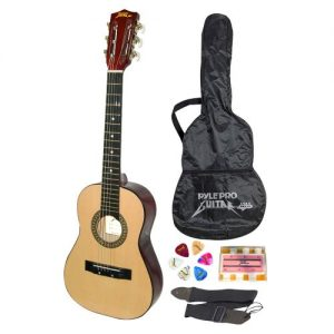 Acoustic Guitar - 6 String Linden Wood Traditional Style