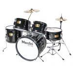 Cecilio 16 inch 5-Piece Complete Kids/Junior Drum Set