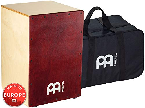 Meinl Cajon Box Drum with Internal Snares and FREE Bag