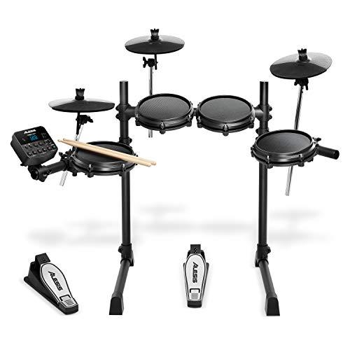 Alesis Drums Turbo Mesh Kit – Seven Piece Mesh Electric