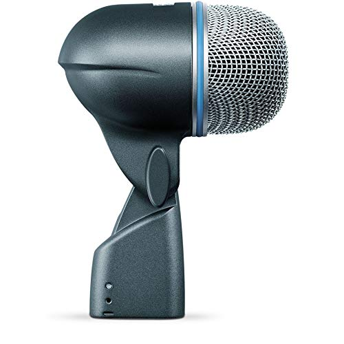 Supercardioid Dynamic Kick Drum Microphone with High Output