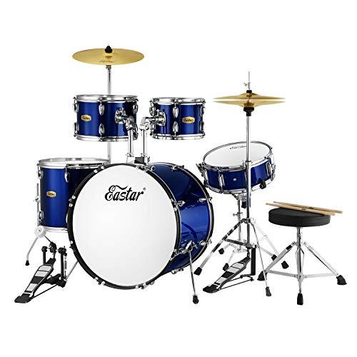 Eastar 22 inch Drum Set Kit Full Size