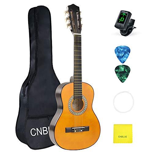 Beginner Guitar Classical Guitar Acoustic Guitar 1/2 Half Size 30 inch