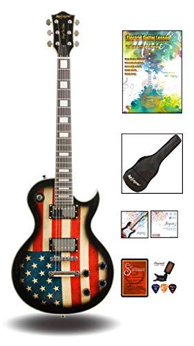 Leo Jaymz Full Size Single Cut Electric Guitar