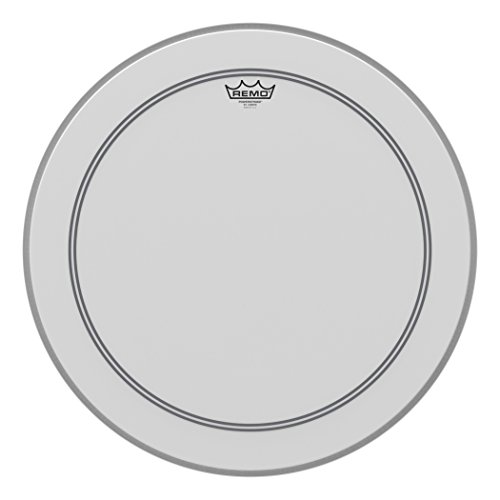 Coated Powerstroke 3 Bass Drum Head