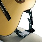 ErgoPlay Tröster Guitar Support; Black; Plastic; for Right-Handed Players.
