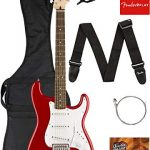 Bullet Stratocaster SSS Electric Guitar Bundle w/Gig Bag