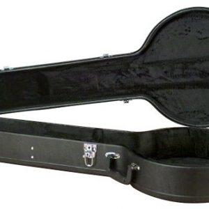 Black Hardshell 5-string Resonator Banjo Case