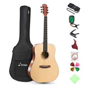 Donner DAG-1 Beginner Acoustic Guitar Full-size