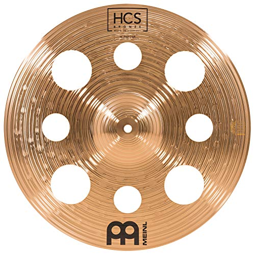 """Meinl Cymbals 16"""" Trash Crash with Holes"""