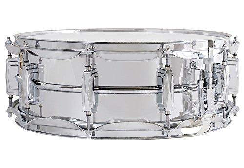 Snare Drum with Imperial Lugs and Supra-Phonic Strainer