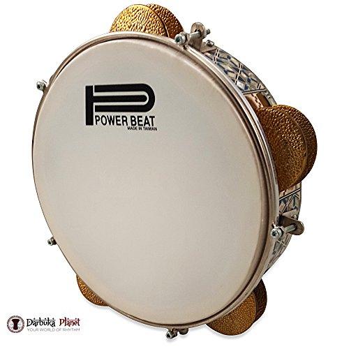 Pro Riq Tambourine Mosaic - GAWHARET EL FAN Drum