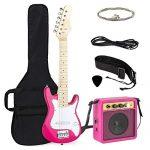 30in Kids Electric Guitar Starter Kit w/ 5W Amplifier