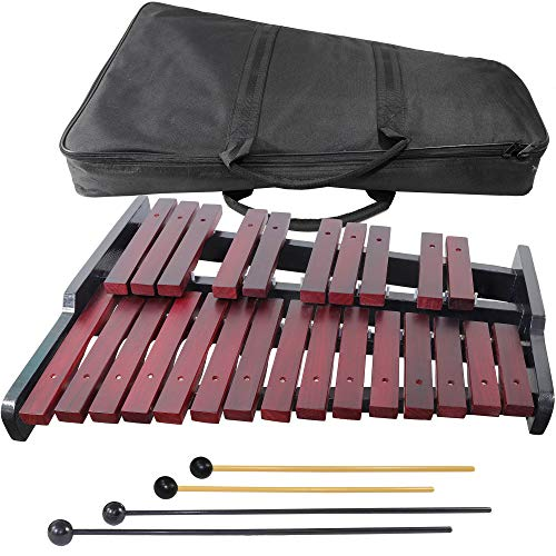 Wooden Xylophone for Adults Musical Notes for Beginners