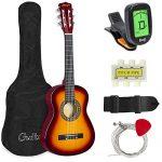 Kids Classical Acoustic Guitar Beginners Set w/Carry Bag