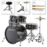 Ludwig Accent Drive Series LC175 Complete Drum Package with Cymbals