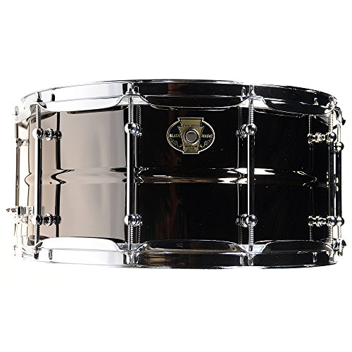 Ludwig Black Magic Snare Drum