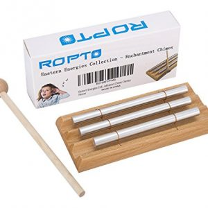 ROPT Eastern Energies Collection - Meditation Chimes- for Classroom Attention Getter Quiet for Instruction