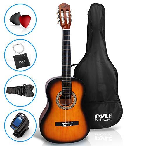 "Beginner 36"" Classical Acoustic Guitar - 3/4 Junior Size"