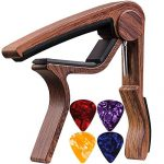 Guitar Capo Acoustic and Electric Guitars Trigger Capo 6 String Guitar Capo