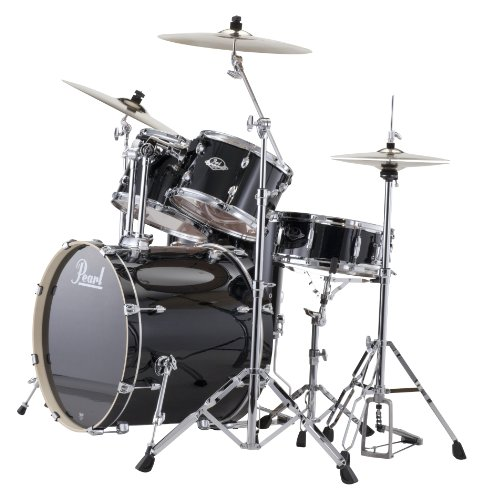 Pearl EXX725/C 5-Piece Export Standard Drum Set with Hardware