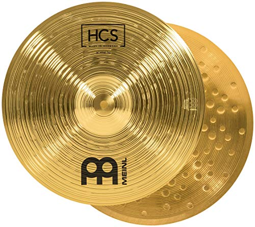 Cymbal Pair – HCS Traditional Finish Brass for Drum Set