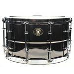 Ludwig 8×14 Black Magic Snare Drum