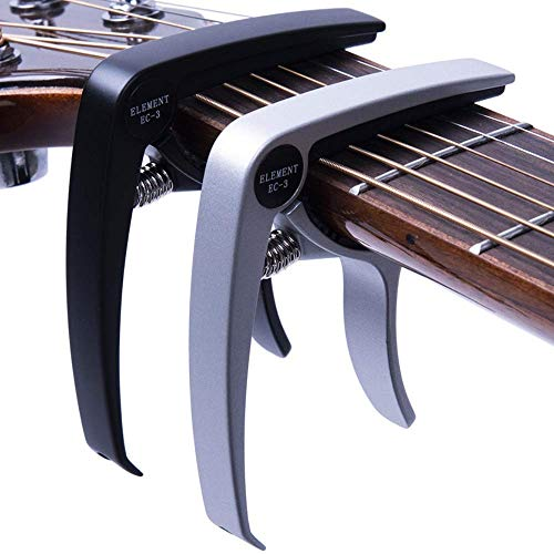 Caop, Guitar Capo-Strong and Durable, 2 pack for Economy……