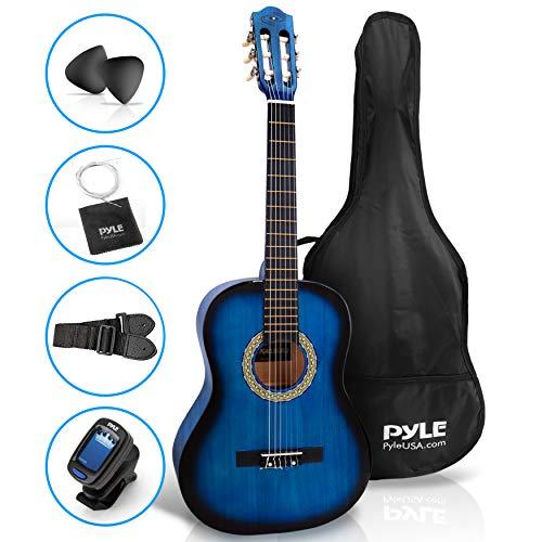 Classical Acoustic Guitar - 3/4 Junior Size 6 String Linden Wood Guitar