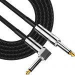 Professional Cable Bass AMP Cord with 1/4″ Plug