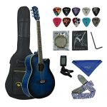 Bailando 40 Inch Cutaway Acoustic Guitar