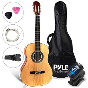 1/4 Junior Size 6 String Linden Wood Guitar