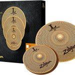 Zildjian L80 Low Volume 13/18 Cymbal Set