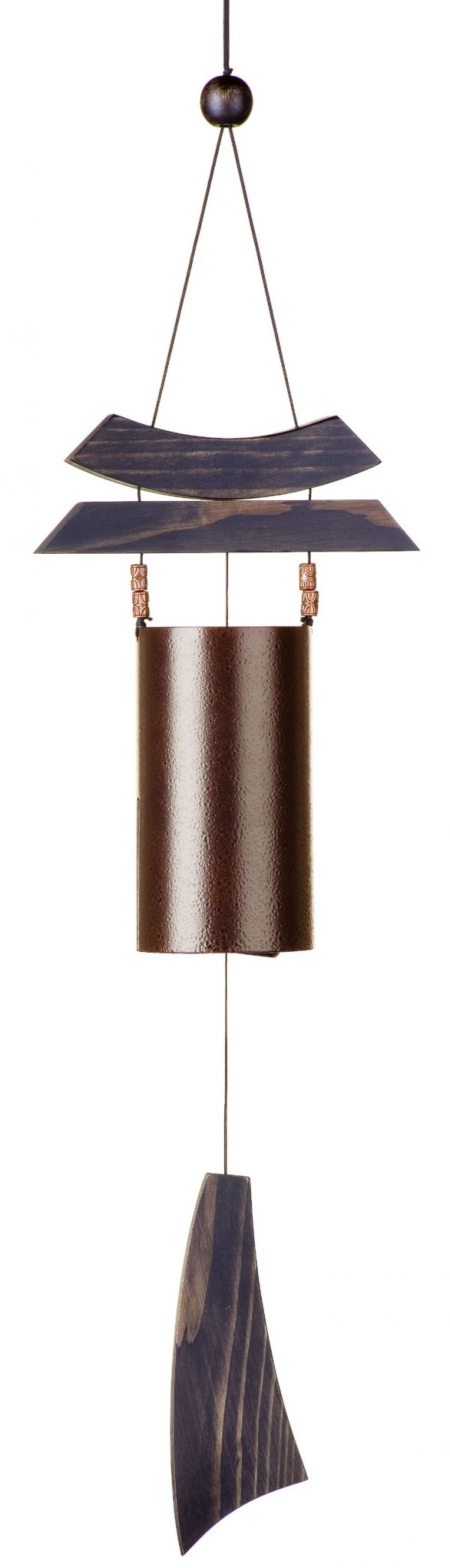 Woodstock Chimes DB Dharma Cowbell, Antique Copper