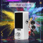 Zinc Alloy High Precision Guitar Chromatic Tuner Effect Pedal Musical Instrument Accessaries 3