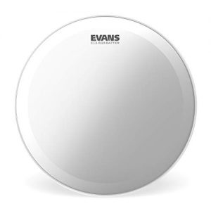 Evans EQ3 Clear Bass Drum Head, 20 Inch