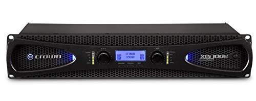 Crown XLS1002 Two-channel, 350W at 4Ω Power Amplifier (Renewed)