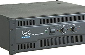 QSC RMX 5050 5,000 Watt Power Amp