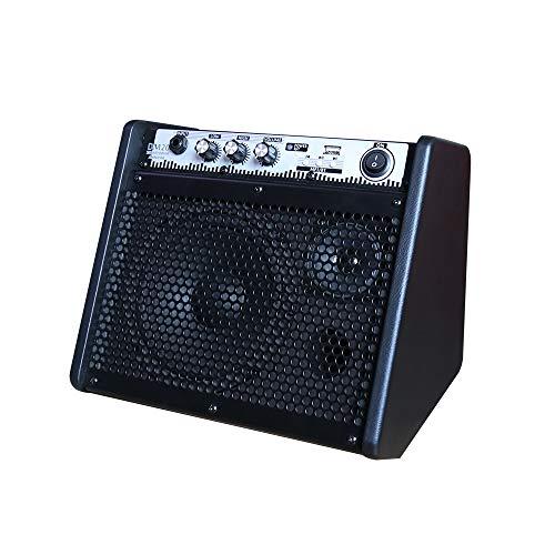 Coolmusic DM20 20W Bluetooth Personal Monitor Amplifier Electric Drum Amplifier Speaker,Keyboard Speaker