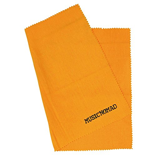 Music Nomad MN200 All Purpose Non-Treated Flannel Polishing Cloth