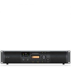 Behringer Power Amplifier (NX6000D)