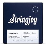 Stringjoy Signature Nickel Electric Guitar Strings