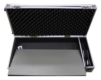 Odyssey FZGPEDAL32W Flight Zone 32 Guitar Pedal Board Ata Case With Wheels