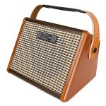 RockJam Bluetooth, rechargeable 15 watt portable guitar amplifier