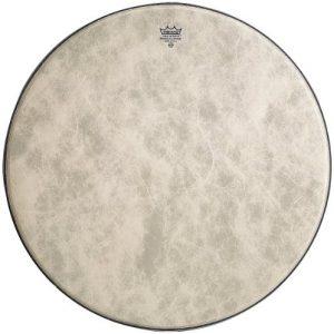 Remo FA1528-00 28-Inch Fiberskyn 3 Ambassador Bass Drum Head