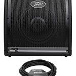 """Peavey KB 2 50 Watt Keyboard Amplifier 3-Channel Combo Amp w/10"""" Speaker+Cable"""