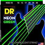 DR Strings HI-DEF NEON Electric Guitar Strings (NGE-10)