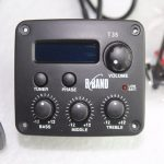 Acoustic Guitar Pickup Systems Kit General B Band T35 3-Band Eq with Tuner 1